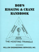 English Bob's Rigging and Crane Pocketbook Eigth/8th Edition